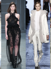 NYFW Fall 2014 Trends: Tough Girl Vibes