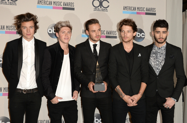 One Direction to Launch 'That Moment' Fragrance