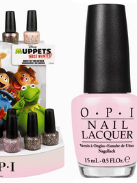 OPI Muppets Most Wanted Nail Polishes Spring 2014 Collection