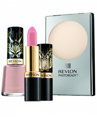 Revlon By Marchesa Red Carpet Romantic Look