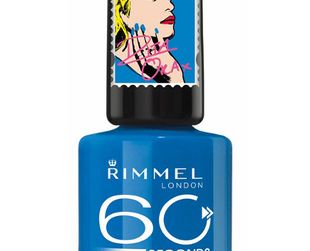 Check out the cool  Rita Ora for Rimmel London makeup line featuring bold nail polish tones and cool lip balms and find out more about the new collaboration!