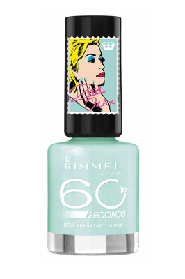 Rita Ora Rimmel London Breakfast In Bed