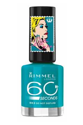 Rita Ora Rimmel London Do Not Disturb