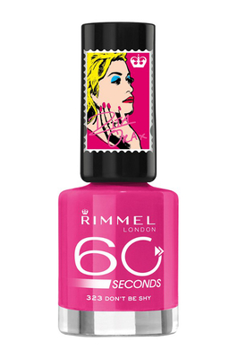 Rita Ora Rimmel London Don't Be Shy