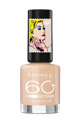 Rita Ora Rimmel London Let's Get Nude
