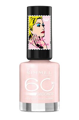 Rita Ora Rimmel London Lose Your Lingerie