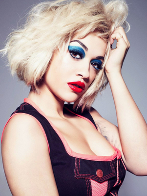 Rita Ora Rimmel London Makeup