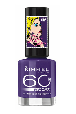 Rita Ora Rimmel London Midnight Rendezvous