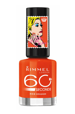 Rita Ora Rimmel London Oragasm