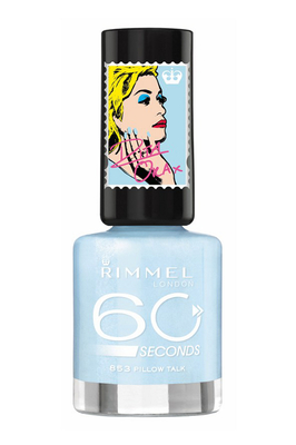 Rita Ora Rimmel London Pillow Talk