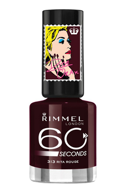 Rita Ora Rimmel London Rita Rouge