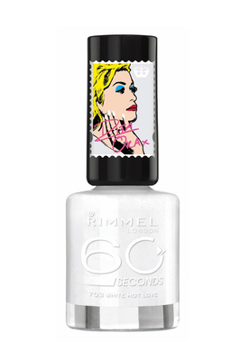 Rita Ora Rimmel London White Hot Love