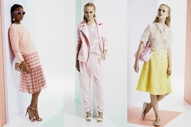 River Island Spring Summer 2014 Looks  (2)