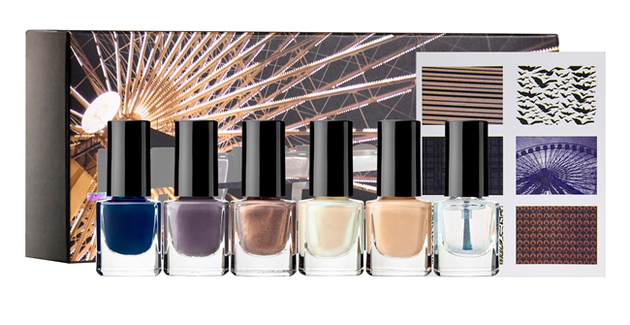 Sephora Divergent 7 Piece Nail Art Kit