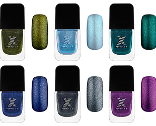 Check out the coolest  Formula X nail polishes for spring 2014 from Sephora!