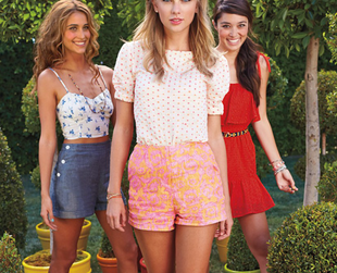 Check out Taylor Swift's newest spring 2014 campaign for Keds and pick your favorite styles for the new season!