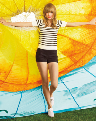 Taylor Swift For Keds Spring 2014 Campaign