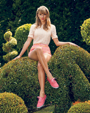 Taylor Swift For Keds Spring 2014 Sneakers