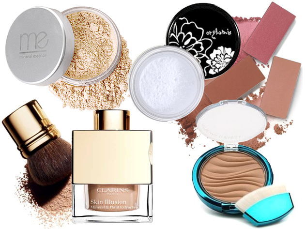 Best Mineral Powders