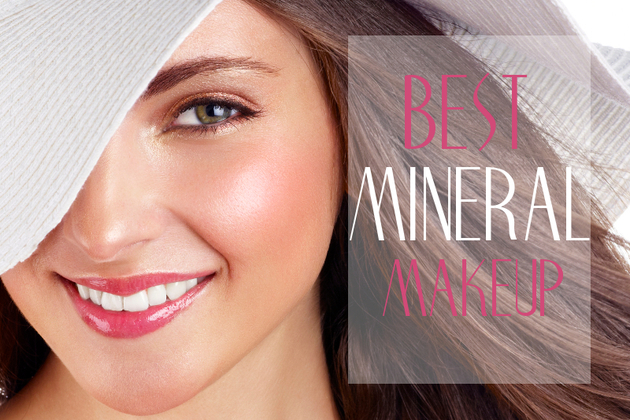 Top 10 Mineral Makeup Products