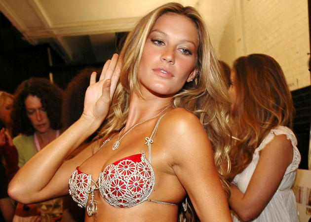 Gisele Bundchen Victorias Secret
