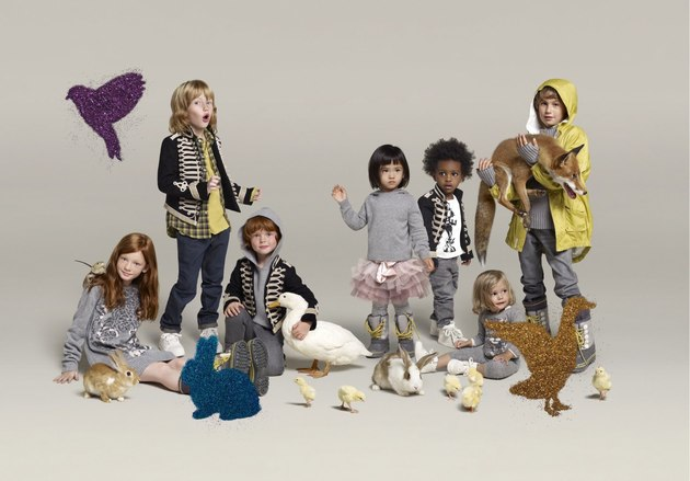 Stella Mc Cartney For Gap Kids