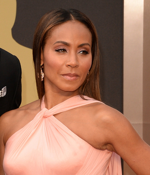 Jada Pinkett Smith Oscars Hairstyle 2014
