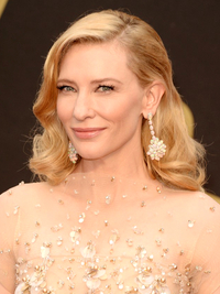 Cate Blanchett Oscars Hairstyle 2014