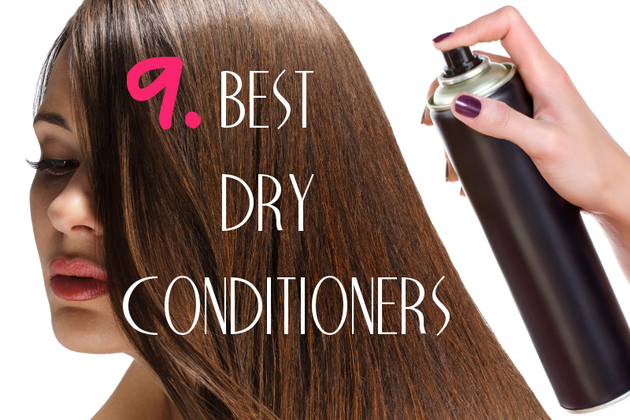 9 Best Dry Conditioners