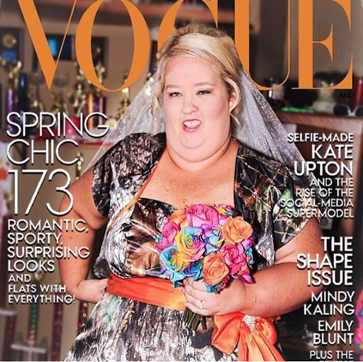 Mama June Vogue Cover