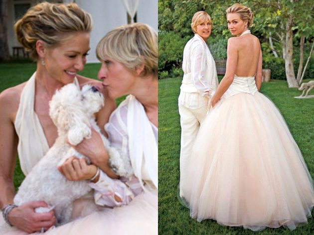 Best Celebrity Wedding Dresses|