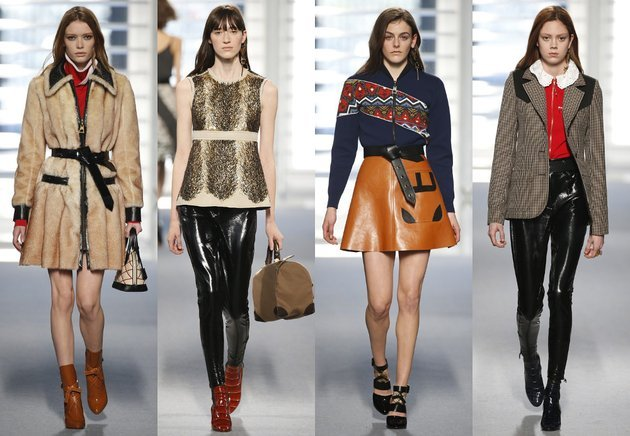 Louis Vuitton Fall 2014 Collection