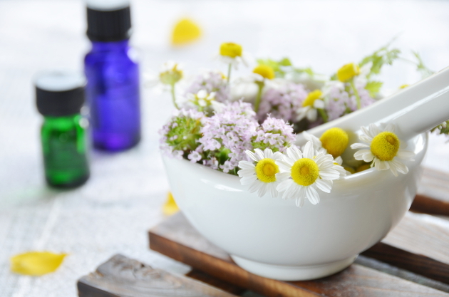 Chamomile Beauty Treatments