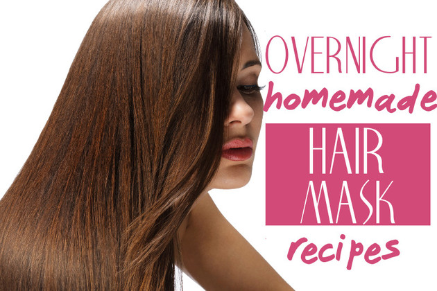 Best Overnight Homemade Hair Masks