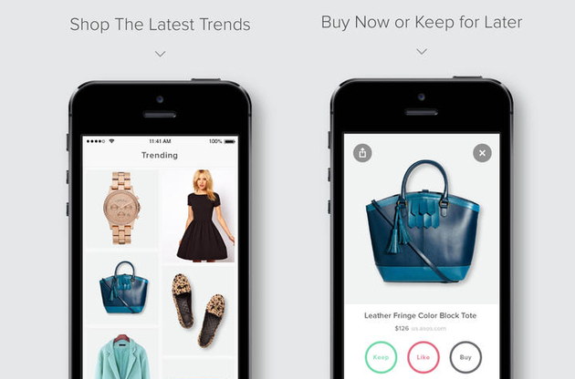 Keep Shopping App