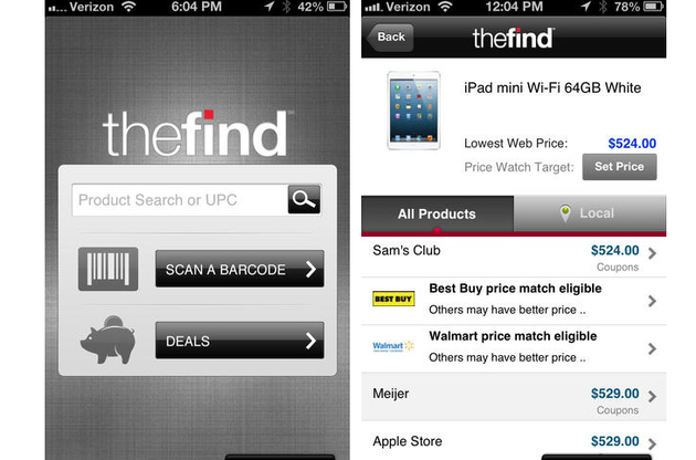 The Find App