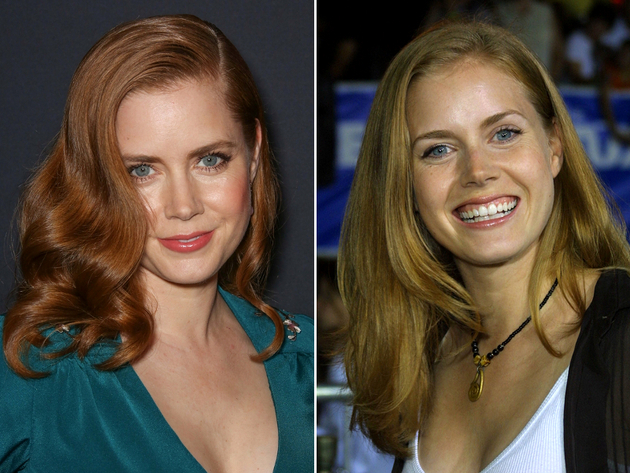Amy Adams Natural Blonde Hair Color