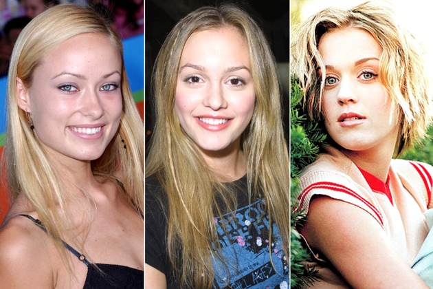 Blonde Celebrities Who Hide Their Natural Hair Color