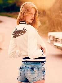 BSK by Bershka March 2014 Lookbook