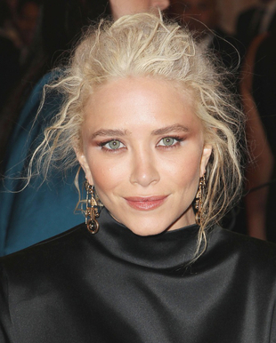 Mary Kate Olsen Gray Hair