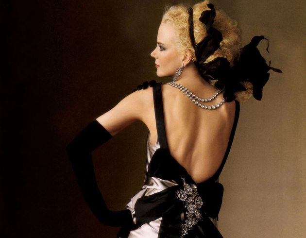 Nicole Kidman Cfda Fashion Icon Award Winner 2003
