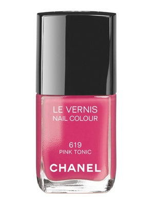 Chanel Le Vernis In 619 Pink Tonic