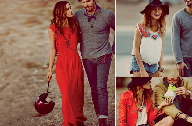 Free People March 2014 Look  (1)