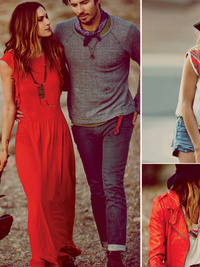 Free People March 2014 Lookbook