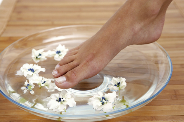 French Medical Pedicure