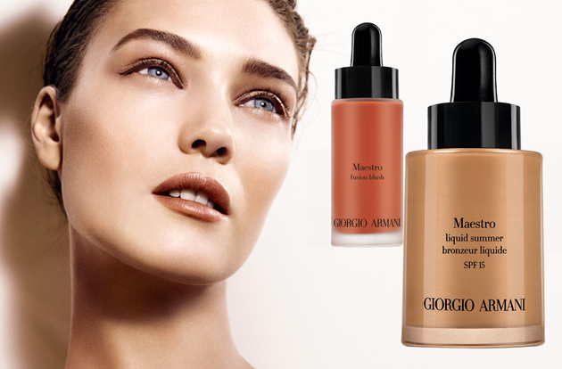 Giorgio Armani Maestro Mediterranea Spring/Summer 2014 Makeup Collection