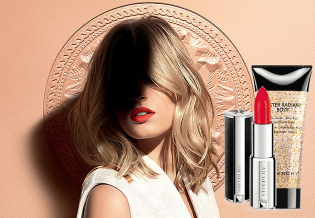 Givenchy Croisiere Summer 2014 Makeup Collection