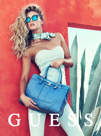 Guess Accessories Spring/Summer 2014 Campaign