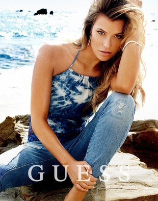 Guess Ad Campaign S S 2014