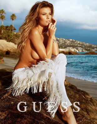 Guess Campaign 2014